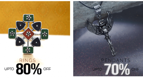 Voylla Offers: Buy Artificial Jewellery Online 80% Off