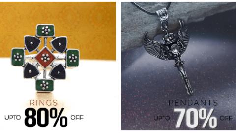 Voylla Offers: Buy Artificial Jewellery Online 80% Off