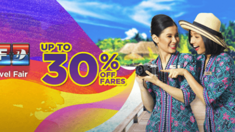 Malaysia Airlines Coupon Code (30% Discount Flight Booking)