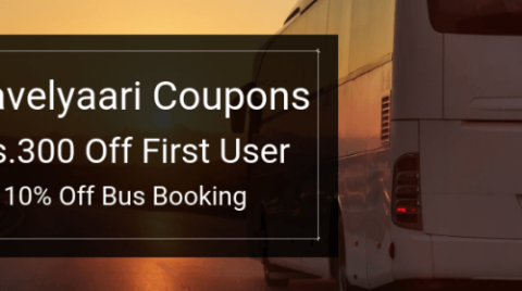 Travelyaari Coupons New User (300 Off First Order Coupon)