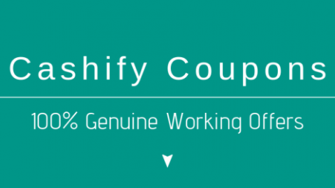 Cashify Coupon Code