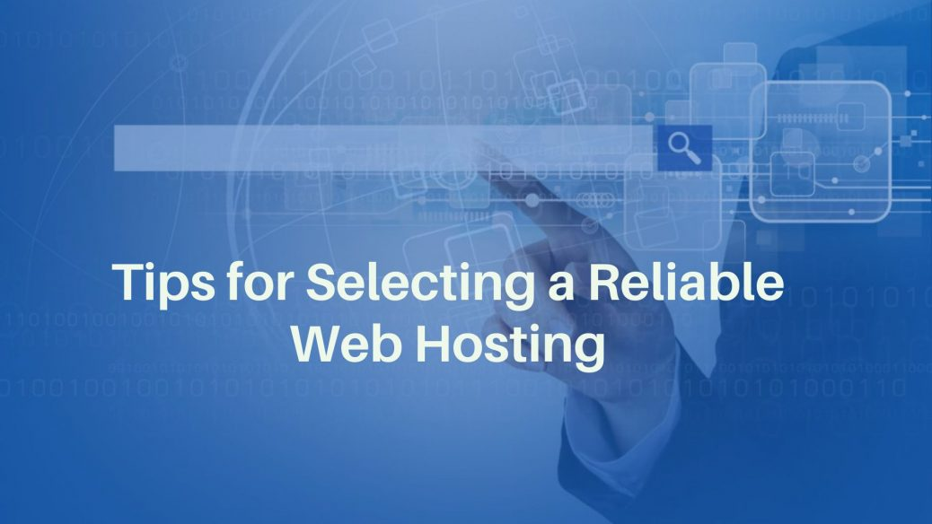 reliable web hosting solution