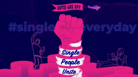 Gonoise Single People Unite Sale 2019